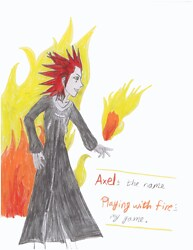 Axel (request for artyfowl)