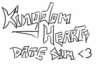 The Kingdom Hearts Date Sim
