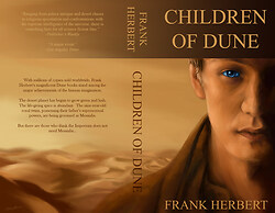 Children of Dune Book Cover
