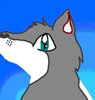 My wolfy pic