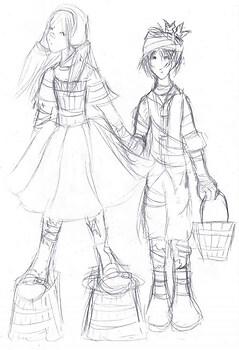 Jack and Jill [sketch]