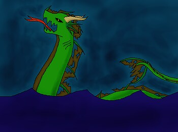 Another Sea Dragon...