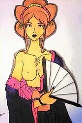 Unhappy Geisha