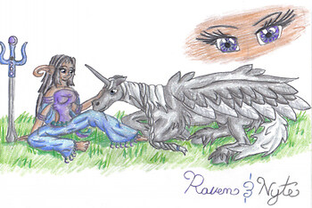 Raven and Nyte