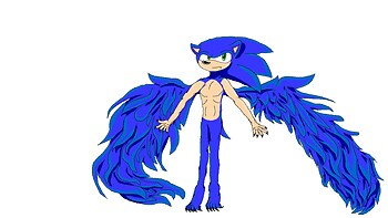 Sonic... Azure Angel