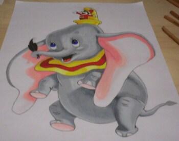 Dumbo (colour)