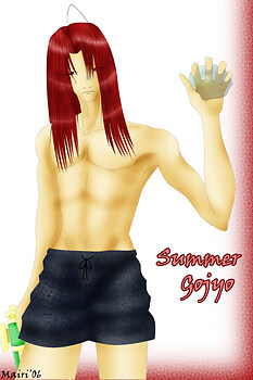 Summer Gojyo in Colour