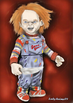 Hi I'm Chucky...