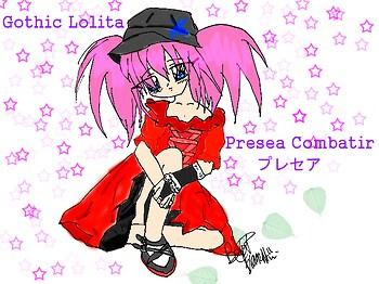 Lolita Presea (Coloured!!)