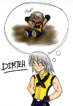 -Gasp- Riku's dirty thoughts!
