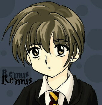 Young Remus J. Lupin