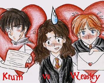 Hermione's valentine day