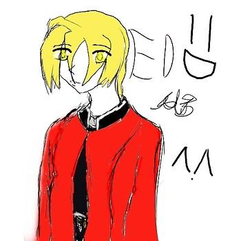 Eddyward! XD