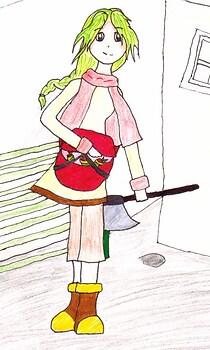 Merchant Girl
