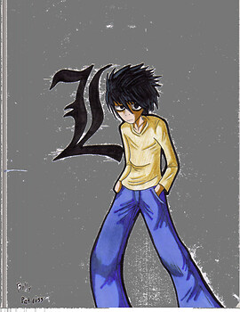 L (from deathnote)