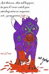 Art thieves look here