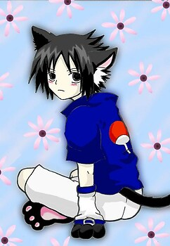 Sasuke Kitty:3