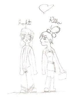 Roki&Rika (Human)