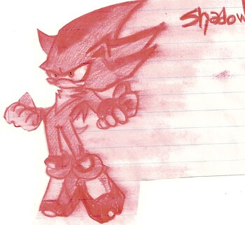 Shadow, the Hedgehog
