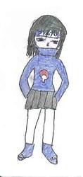 Uchiha girl