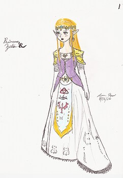 Princess Zelda of Hyrul