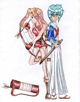 Sitara and Alec