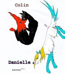 Colin and Danielle 4ever