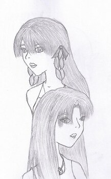 Hitomi and Haruko, Improved