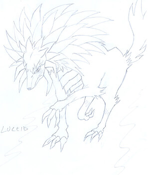 Luceid Monster