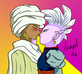 Shadi/Supreme Kai