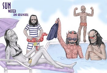Lordi's summer""
