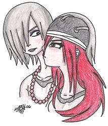 Sakon and Tayuya