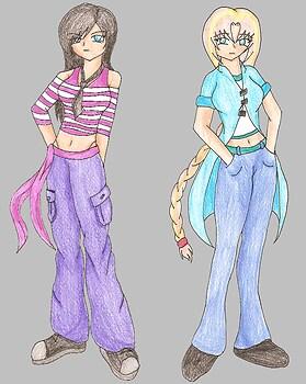 Alenka & Leana