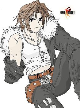 Squall Leonheart
