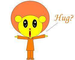 Kawaii DB Wants a Hug