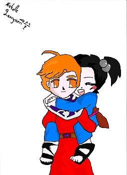 Josh and Amelah