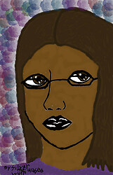 Me(coloured in photoshop)