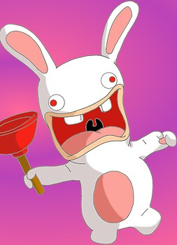 Crazy Rabbid