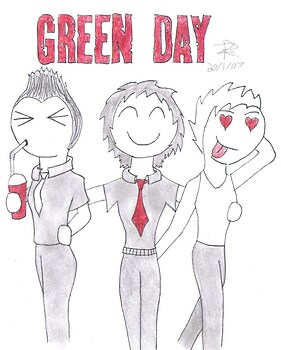 Green Day! featuring OMF