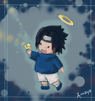 Sasuke on Drugs