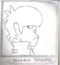 Sexy Murdoc