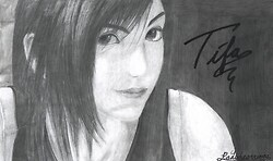 My Attempt At A Realistic Tifa