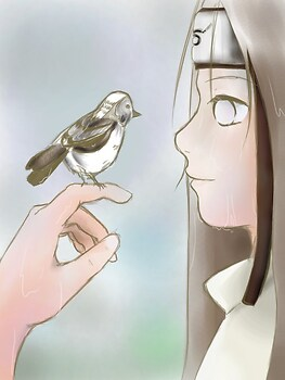 Neji and The Bird