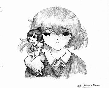 Rika Ikumori and Reima