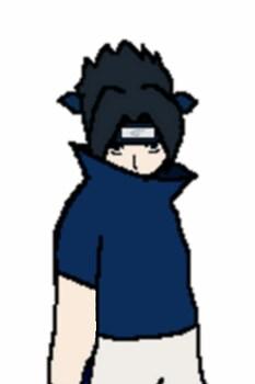 Sasuke for Uchiki