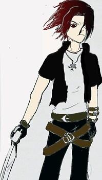 Sasuke Leonhart (contest entry)