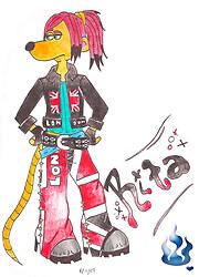 YAY Rita's Punk...er!