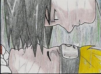 Sasuke Walks Alone