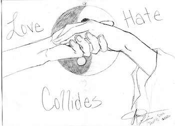 Love and Hate Collides