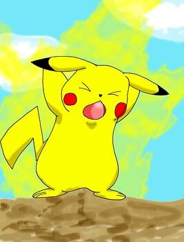 Pikachu's Thunderbolt